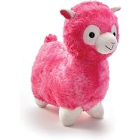 Snuggle Buddies 41cm Alpaca - Pink