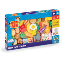 Busy Me Mega Play Food Set - The Entertainer Gifts