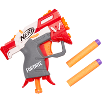 Fortnite Nerf MicroShots Blaster - Micro TS - Nerf Gifts