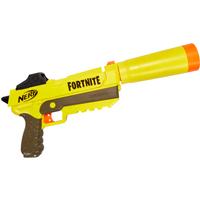 Fortnite SP-L Nerf Elite Dart Blaster with Detachable Barrel - Nerf Gifts