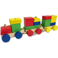 Woodlets Stacking Trains - Trains Gifts