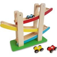 Woodlets Zig Zag Race Track - Track Gifts