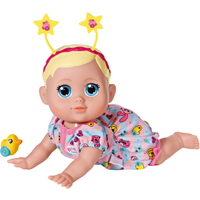 BABY Born Funny Faces - Crawling Baby Doll - Baby Born Gifts