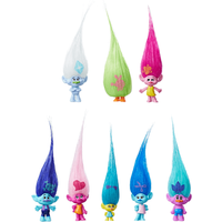 DreamWorks Trolls Wild Hair Collection 8 Pack - Trolls Gifts
