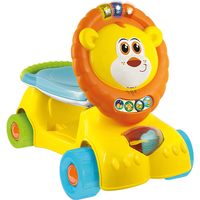 WinFun 3-in-1 Grow-with-Me Lion Scooter - Scooter Gifts