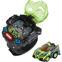 Vtech Turbo Force Racers - Green - Vtech Gifts