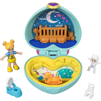 Polly Pocket Teeny Tiny Nursery Compact Playset with Doll - Polly Pocket Gifts