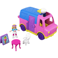 Polly Pocket Pollyville Ice Cream Truck - Polly Pocket Gifts