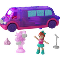 Polly Pocket Party Limo - Polly Pocket Gifts