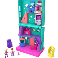 Polly Pocket Pollyville Arcade - Polly Pocket Gifts