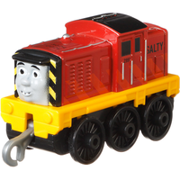 Thomas & Friends Trackmaster Push Along Salty - Thomas And Friends Gifts