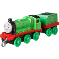 Thomas & Friends Trackmaster Push Along Henry - Thomas And Friends Gifts