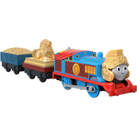 Thomas & Friends Trackmaster Motorised Armoured Thomas - Thomas And Friends Gifts