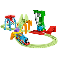 Thomas & Friends Trackmaster Hyper Glow Night Delivery Playset - Thomas And Friends Gifts