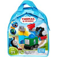 Mega Bloks Thomas and Friend s- Blue Mountain Team-Up - Thomas Gifts
