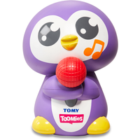 Tomy Toomies Tuneless Penguin - Tomy Gifts
