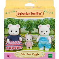 Sylvanian Families Polar Bear Family - Sylvanian Families Gifts