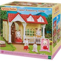 Sylvanian Families Sweet Raspberry Home - Sylvanian Families Gifts