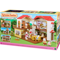 Sylvanian Families Red Roof Country Home - Sylvanian Families Gifts