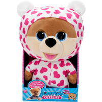 Cutelife Jiffpom Pyjama Party Plush Soft Toy - Party Gifts
