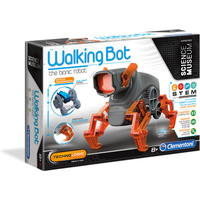Clementoni Science Museum - Walking Bot - Science Gifts