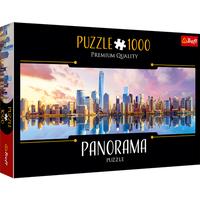 Trefl Panorama 1000 Piece Puzzle - Manhatten