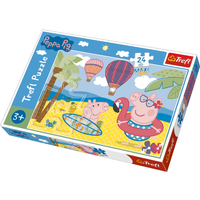 Trefl Peppa Pig Peppa's  Holidays - Maxi 24 Pieces Puzzle - Peppa Pig Gifts