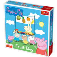 Trefl Peppa Pig Fruit Day Game - Peppa Pig Gifts