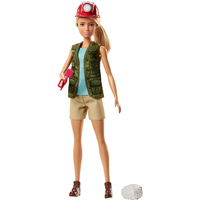 Barbie Career 60th Anniversary Doll - I Can Be a Paleontologist - Barbie Gifts