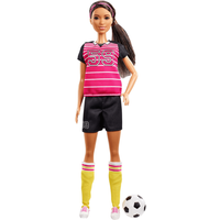 Barbie Career 60th Anniversary Doll - I Can Be a Footballer - Barbie Gifts