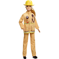 Barbie Career 60th Anniversary Doll - I Can Be a Firefighter - Barbie Gifts