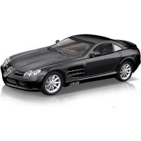 Mercedes Benz SLR 1:24 Scale  Friction Car - Black