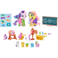 My Little Pony The Movie Friendship is Magic - Fluttershy and Starlight Glimmer - My Little Pony Gifts