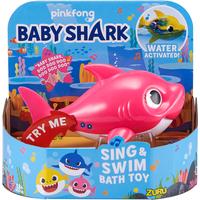 Baby Shark Sing and Swim Bath Toy - Mummy Shark