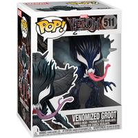 Funko Pop! Marvel: Venom - Venomized Groot Bobble-Head - Bobblehead Gifts