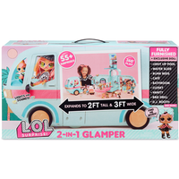 L.O.L Surprise 2-In-1 Glamper Playset - Lol Surprise Gifts