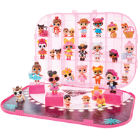 L.O.L. Surprise! Fashion Show On-the-Go Storage and Playset - Hot Pink - Lol Surprise Gifts