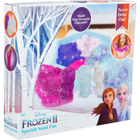 Frozen 2 Sparkle Sand Fun - The Entertainer Gifts