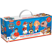 Paw Patrol - 3 Pack Paint Your Own Figure - Paw Patrol Gifts