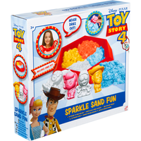 Toy Story 4 Sparkle Sand Fun - Sand Gifts