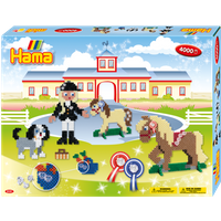 Hama Beads Riding School - Riding Gifts