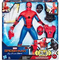 Marvel Spider-Man Far From Home Web Gear Action Figure - Home Gifts
