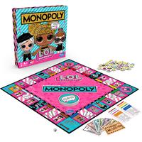 Monopoly L.O.L Surprise - Lol Surprise Gifts