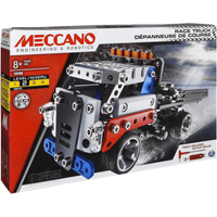 Meccano Race Track Model Maker Set - 18209 - Track Gifts