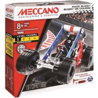 Meccano Race Buggy Model Maker Set - 18205 - Meccano Gifts