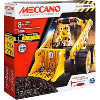 Meccano Bulldozer Model Maker Set - 18206 - Meccano Gifts