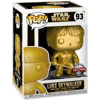 Funko Pop! Star Wars: Luke Skywalker Gold Bobble-Head Special Edition