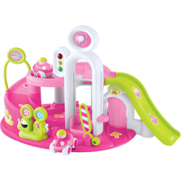 Whizz World Pink Lights and Sounds Garage
