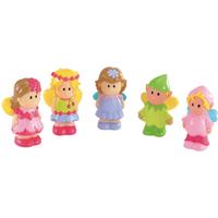 'Happyland Fairy Figures