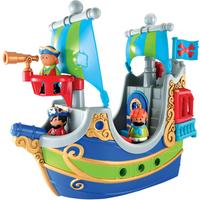 Happyland Pirate Ship - Pirate Gifts